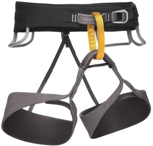 Black Diamond Solution men's climbing harness
