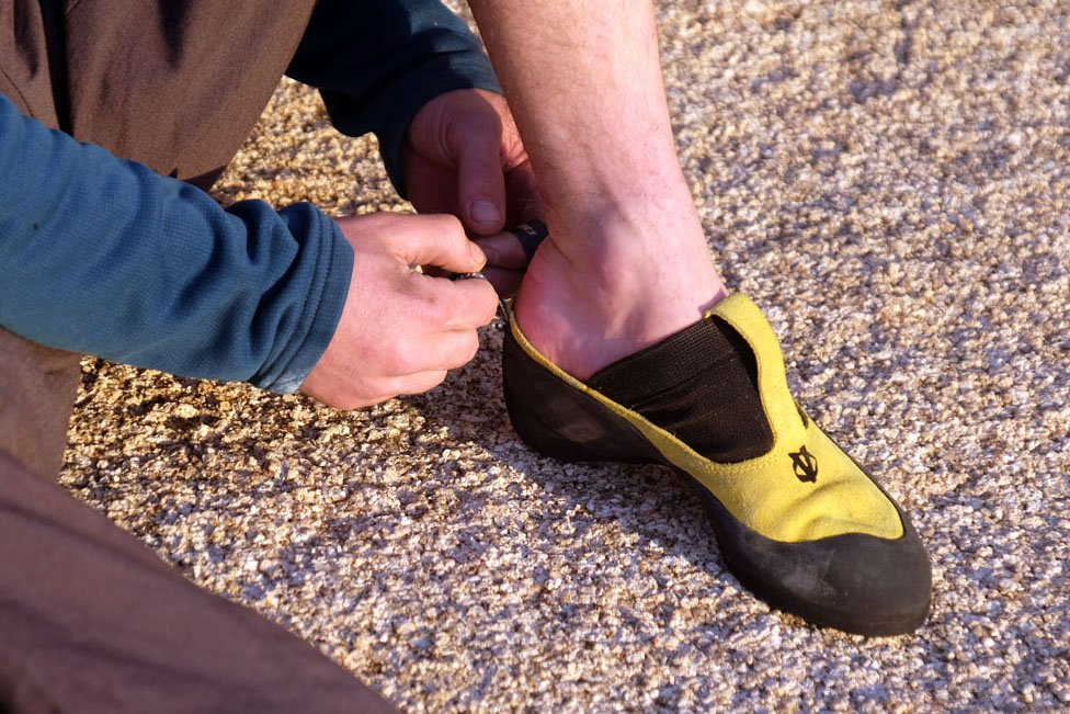 Climbing Shoes sizing