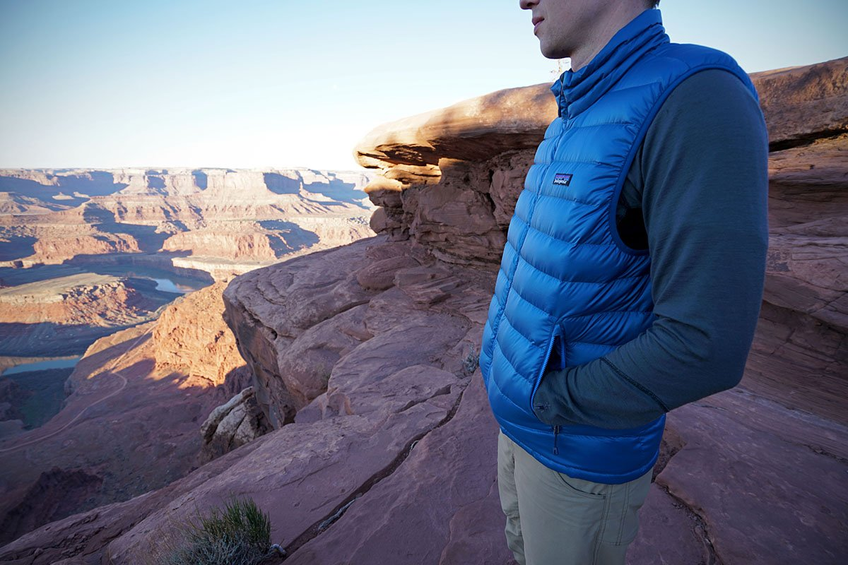 Down Insulation (Patagonia Down Sweater)