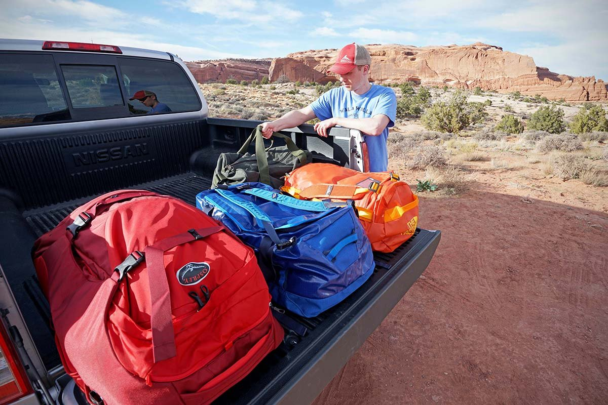 Best Travel Duffel Bags Of 2018 Switchback Travel