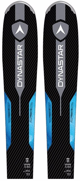 Dynastar Legend X 80 skis (2017-2018)