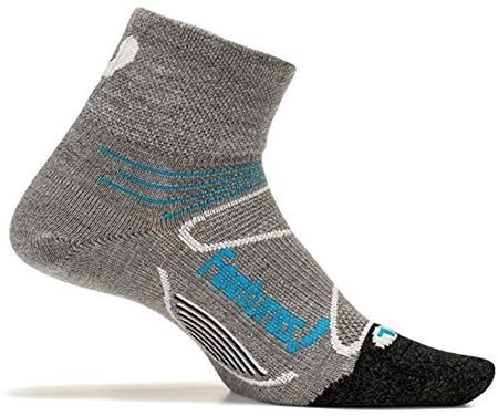 Feetures Elite Merino+ Ultra Light Quarter (2018) socks