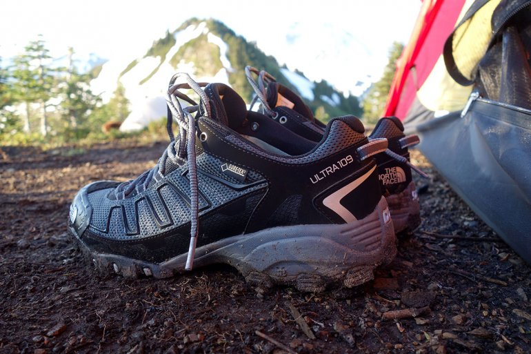 Gore-Tex waterproof shoes