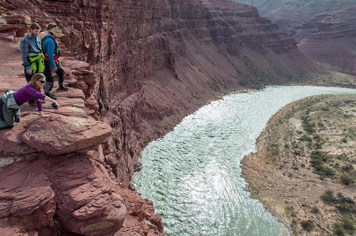 Grand Canyon rafting (scouting)
