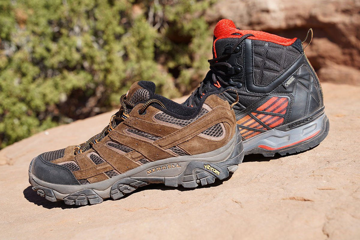 Trail Running Shoes Vs Hiking Shoes For Travel