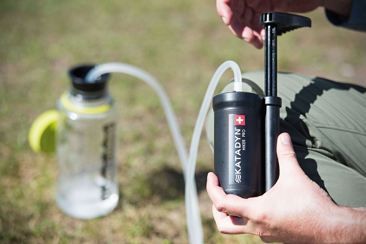 Best Backpacking Water Filters Amp Purifiers Of 2018