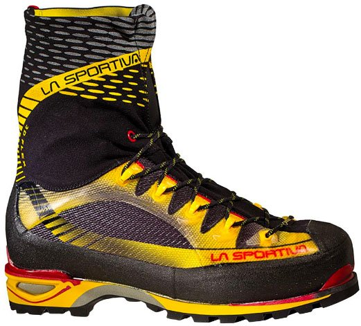 La Sportiva Trango Ice Cube mountaineering boot