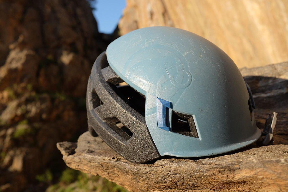 Mammut Wall Rider Hybridhelm Kletterhelm 8c73d499751