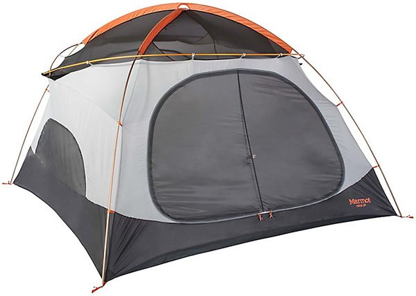 Marmot Halo 6 (2018) tent  sc 1 st  Switchback Travel & Best Camping Tents of 2018 | Switchback Travel