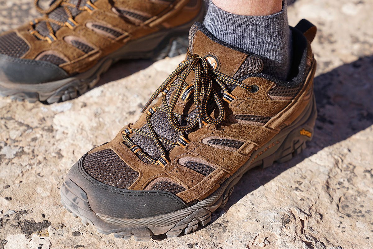 Merrell Moab 2 (close-up)