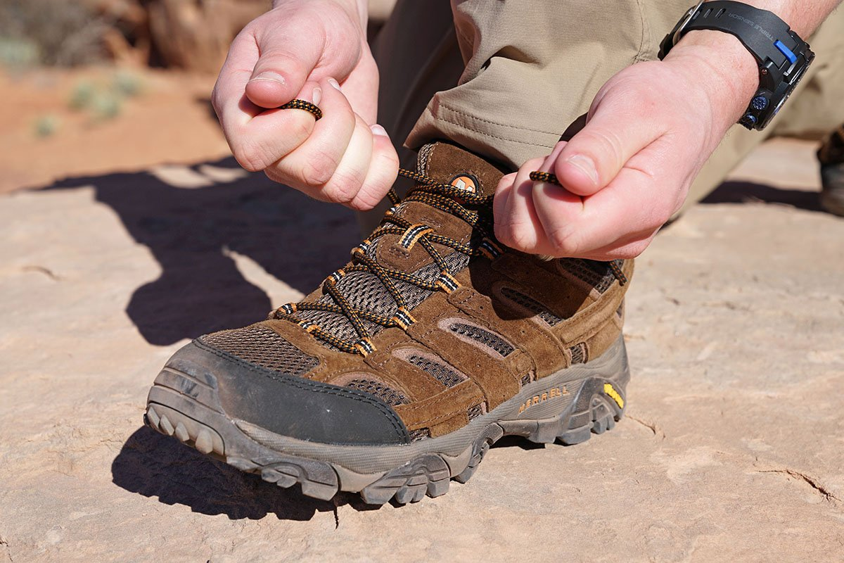 Merrell Moab 2 (lacing)