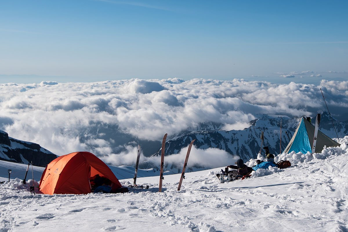 Mount Rainier (4-season shelter)