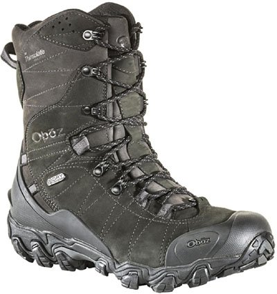 Oboz Bridger 10-inch Insulated BDry boots