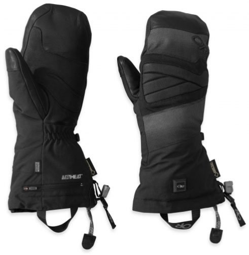 Outdoor Research Lucent Heated Mittens