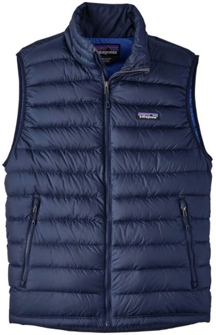 Patagonia Down Sweater Vest (2017-2018)