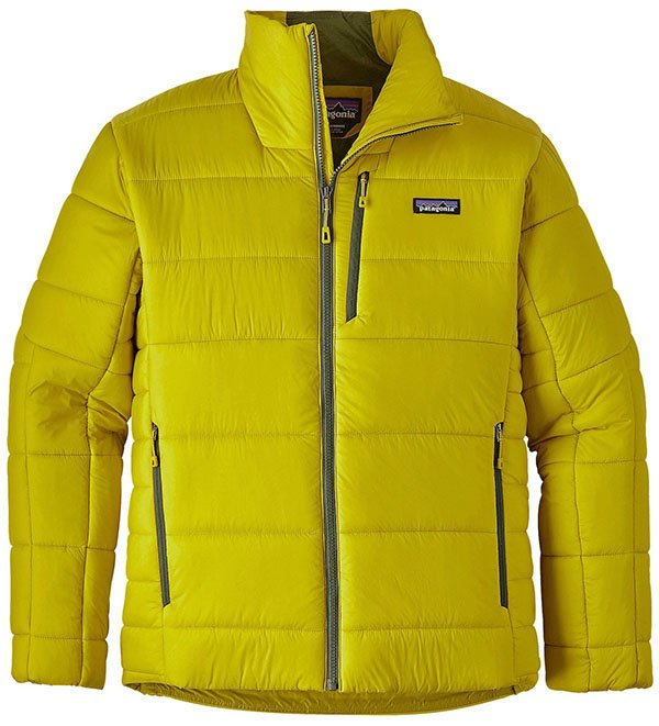 Patagonia Hyper Puff synthetic jacket