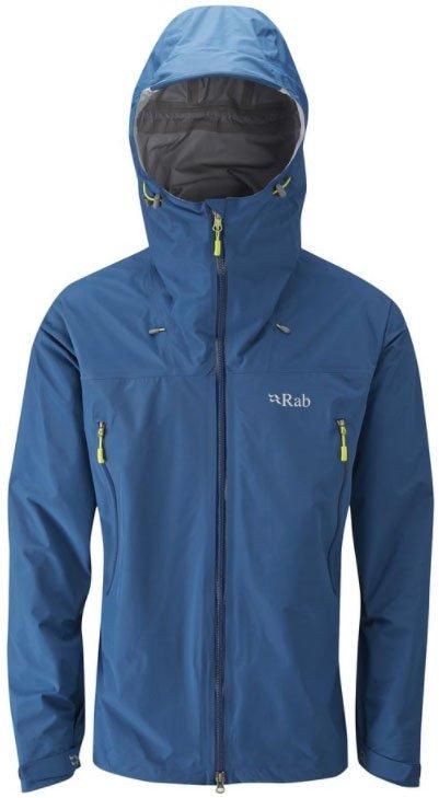 Insulated hardshell jackets