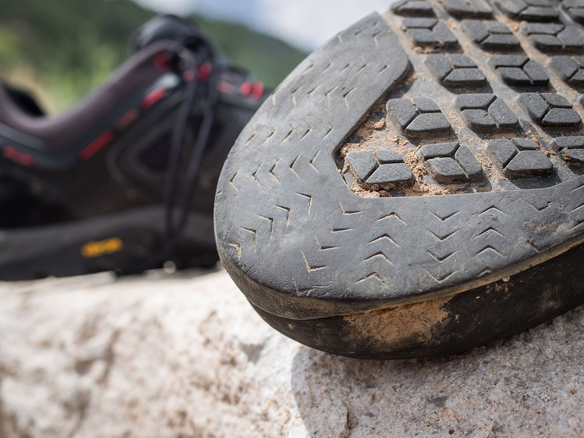 Salewa Firetail 3 GTX shoes (outsole)