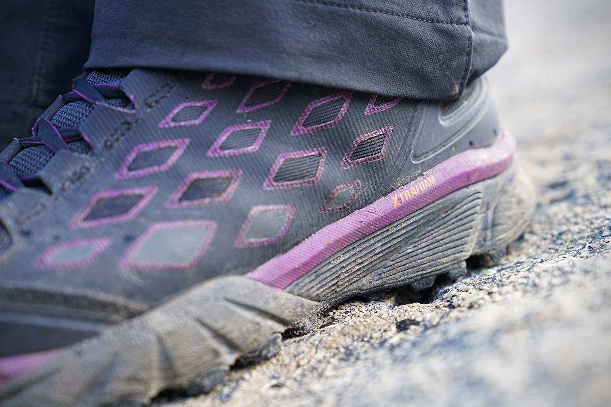 The North Face Endurus GTX (midsole)