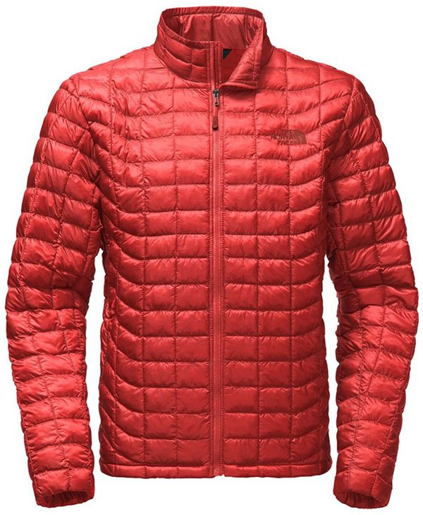 The North Face ThermoBall Full-Zip synthetic jacket