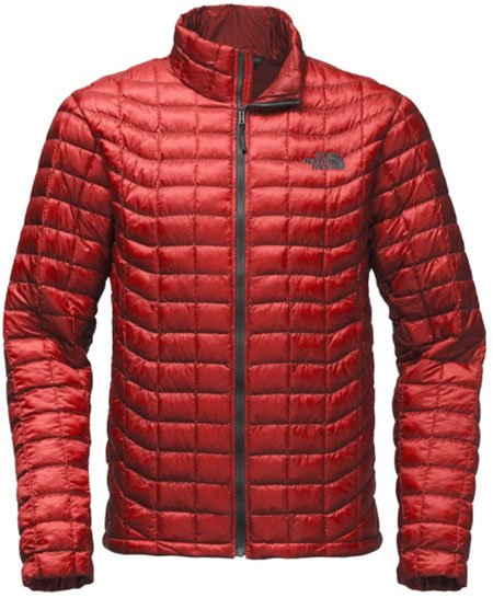 The North Face ThermoBall jacket (2017-2018)