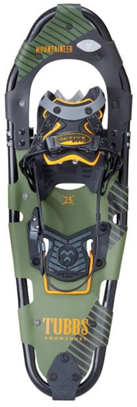Tubbs Mountaineer snowshoes (2017-2018)