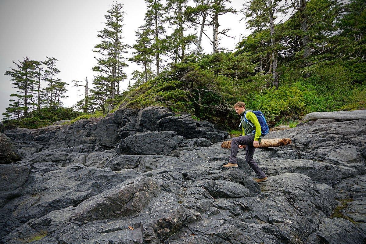 Vasque Talus Trek UltraDry (BC Coastline)